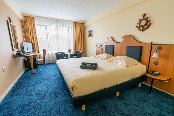 Badhotel Scheveningen kamer