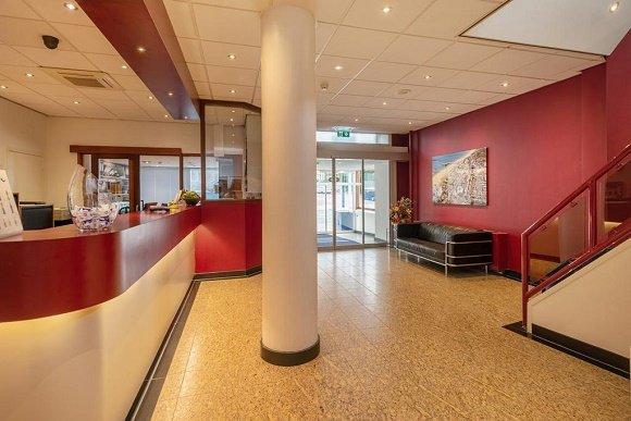Badhotel Scheveningen receptie