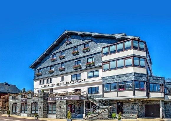 Hotel Du Lac voorzijde