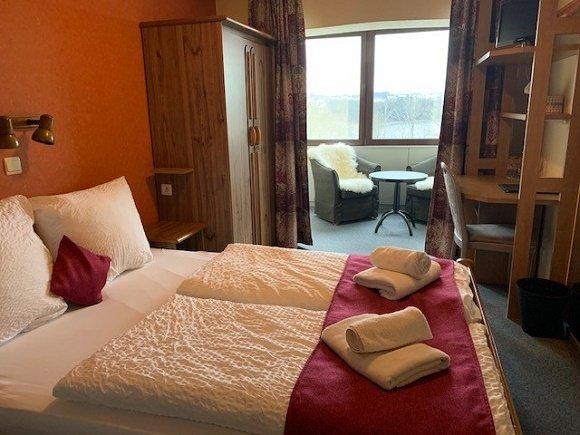 Hotel Du Lac kamer