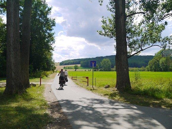 Thuringen in de omgeving van Weimar