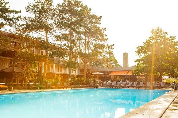 Badhotel Rockanje Zwembad