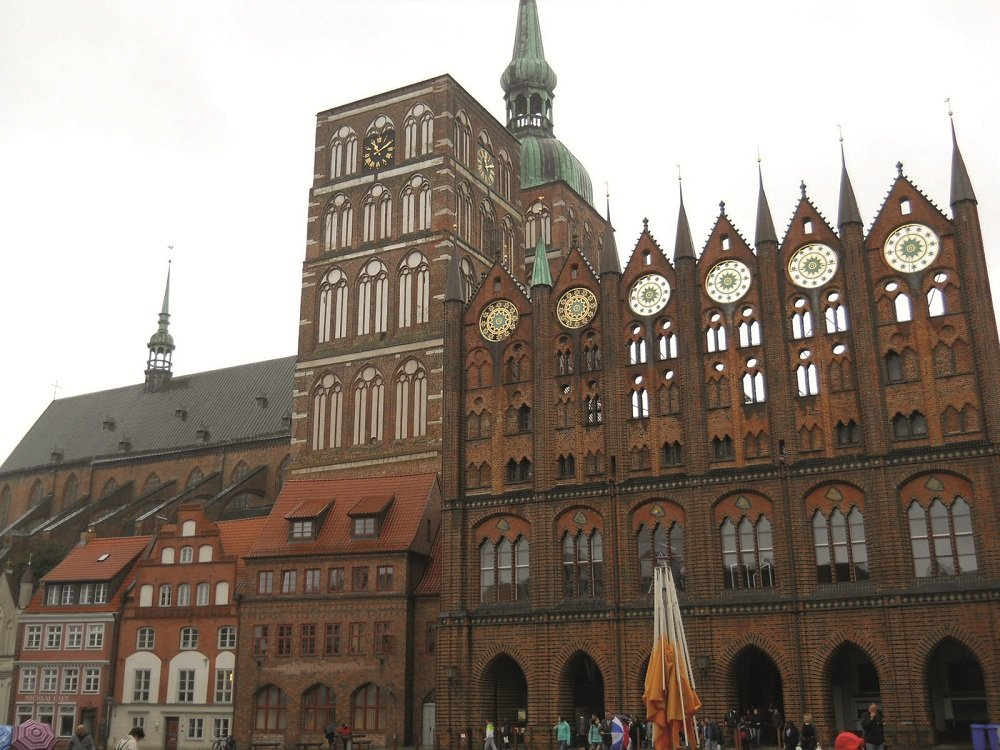 Raadhuis Stralsund