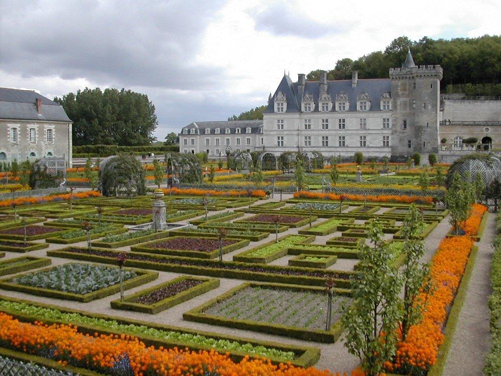 8 dagen Langs de Loire (categorie B hotel)