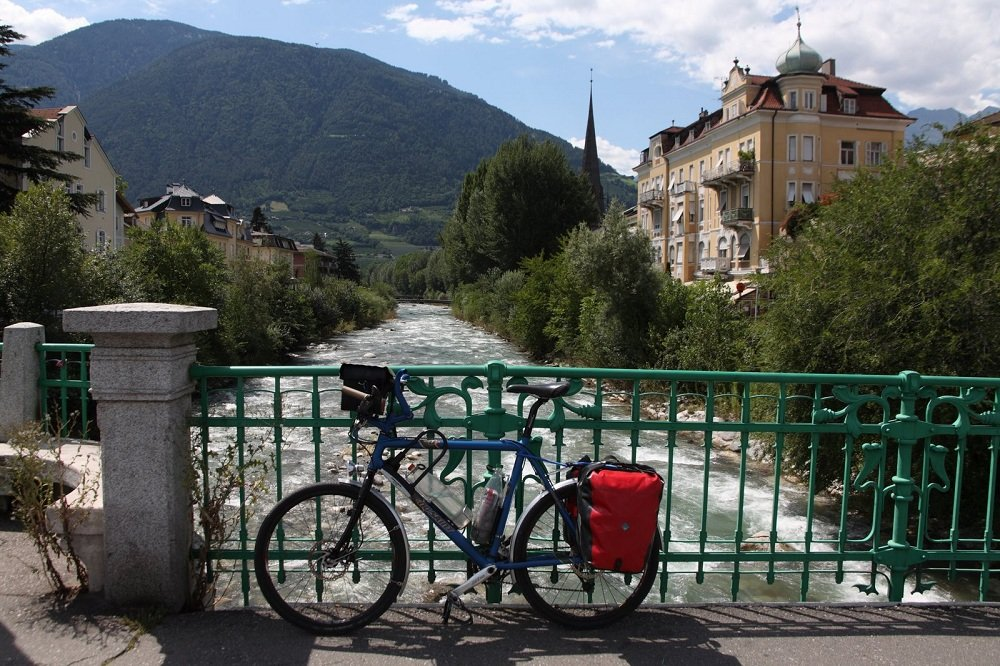 9 dagen langs de Etsch/Adige tot Verona