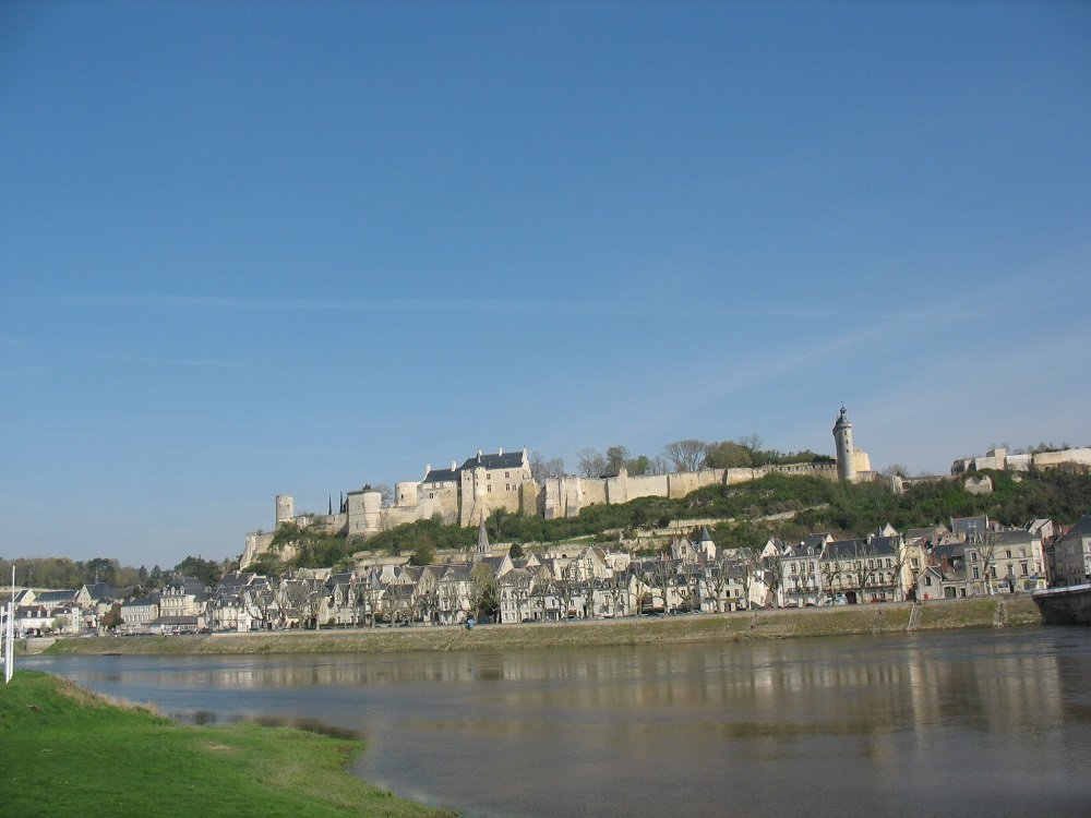 8 dagen Langs de Loire (categorie A hotel)