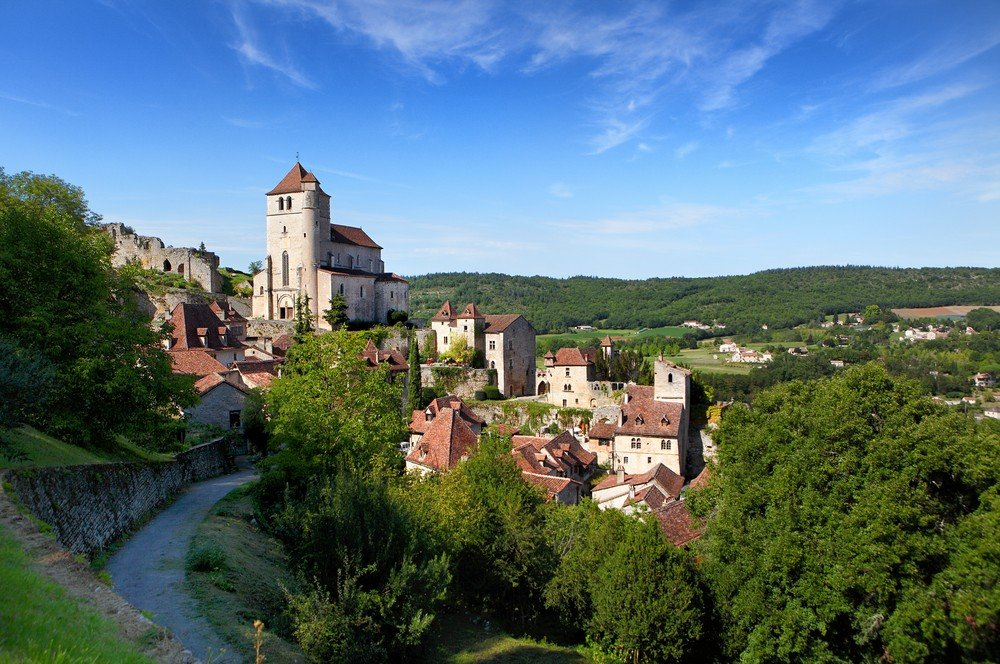 Kasteel Dordogne