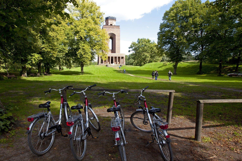 8 dagen Op de fiets door het Havelland, Potsdam