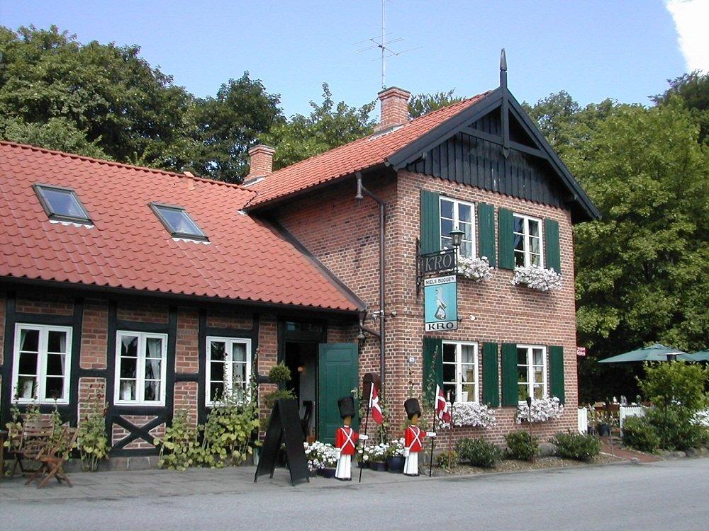 Kro in Denemarken