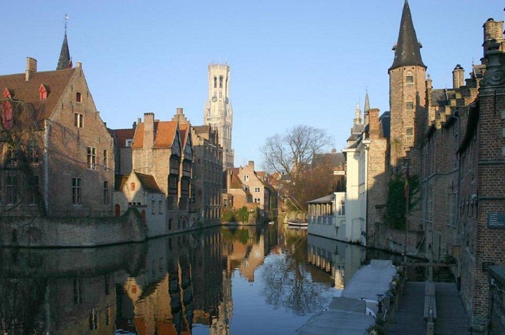 Brugge kanalen