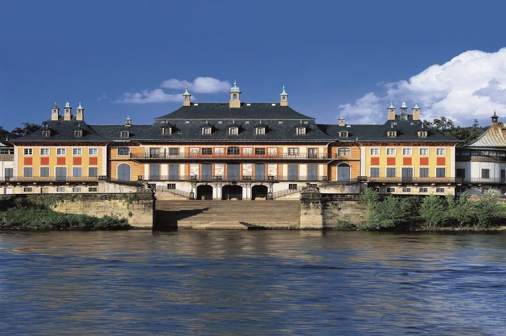 Paleis aan de Elbe