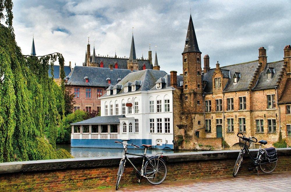 4 dagen Maldegem bij Brugge