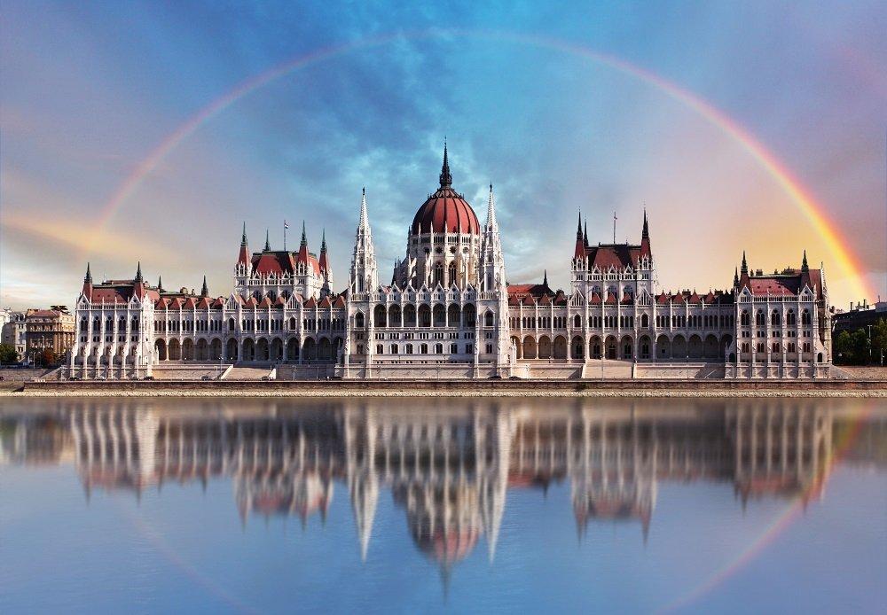Parlementsgebouw Budapest