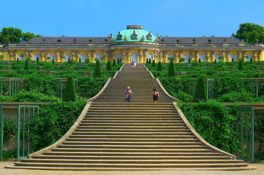 Potsdam Sans Soussy
