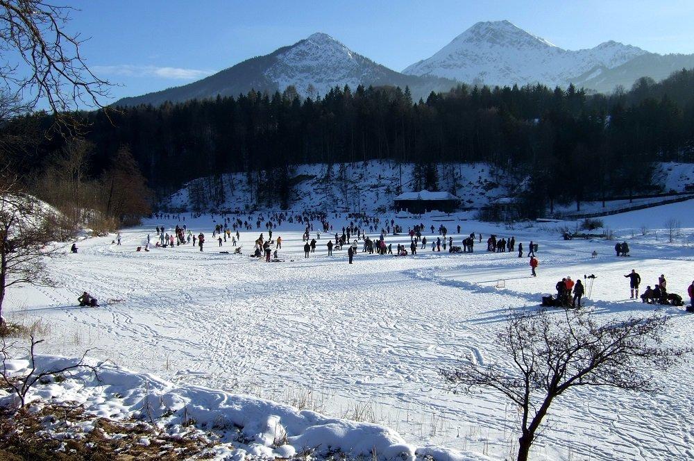 Winteraktiefvakantie Karinthië