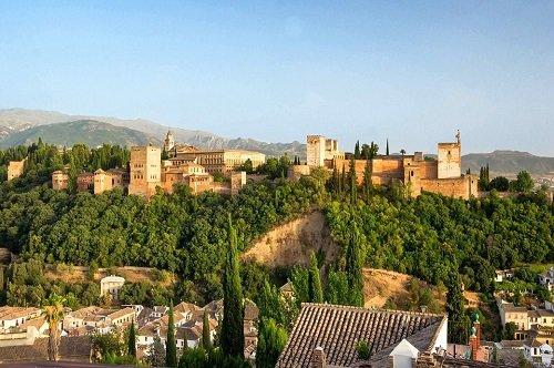 Granada - Andalusië