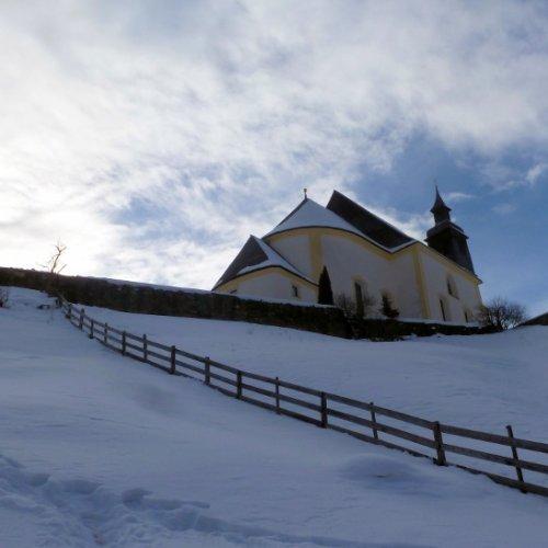 Kerk bij Ratschings