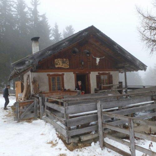Berghut