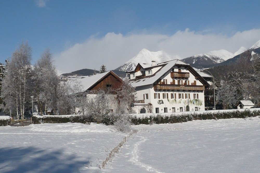 Winterfoto Hotel Zum Lowen
