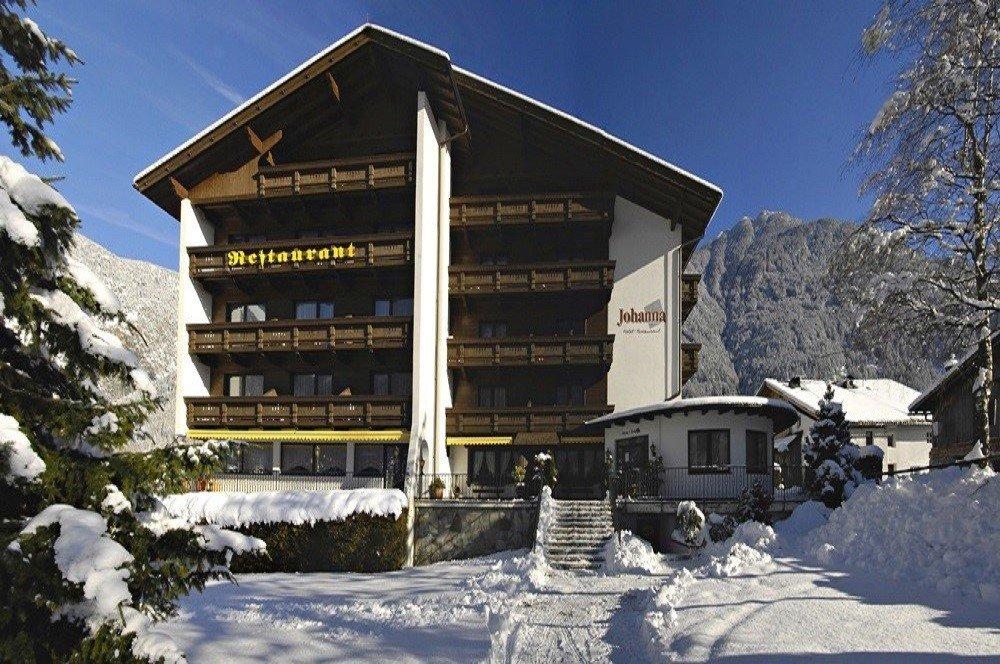 Winterfoto hotel Johanna