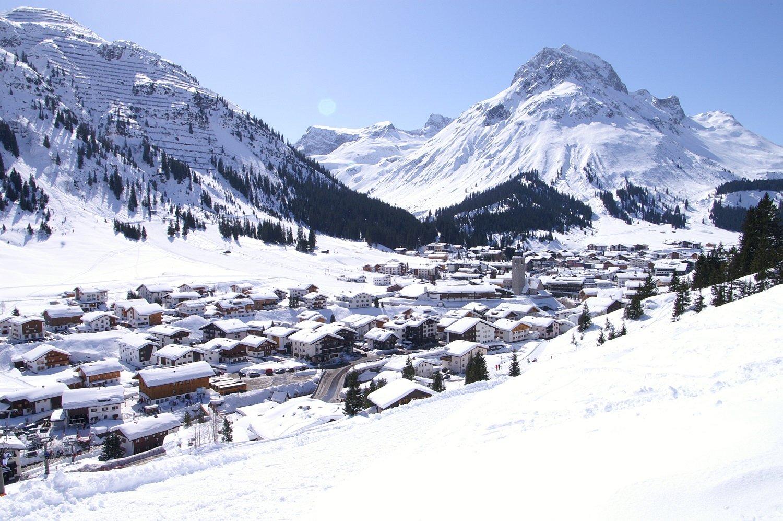 Lech am Arlberg (winter)