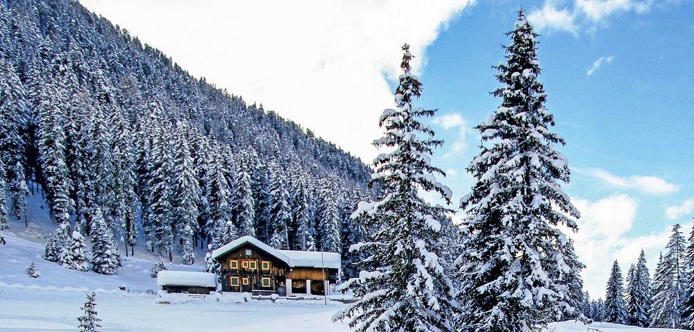 Sneeuwschoen Berghut