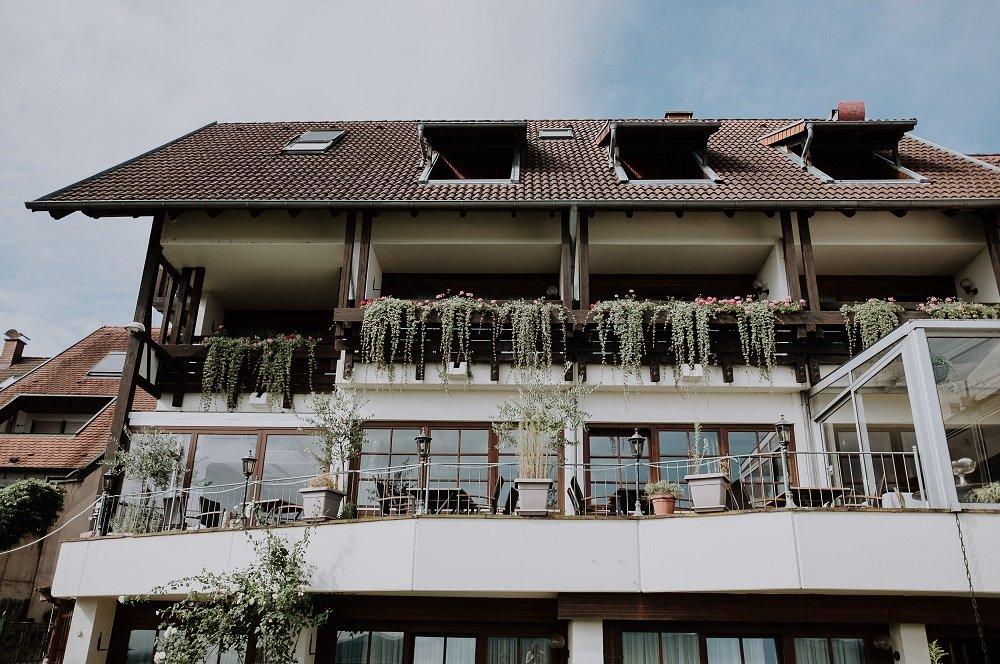 Panoramahotel Kapuzinergarten