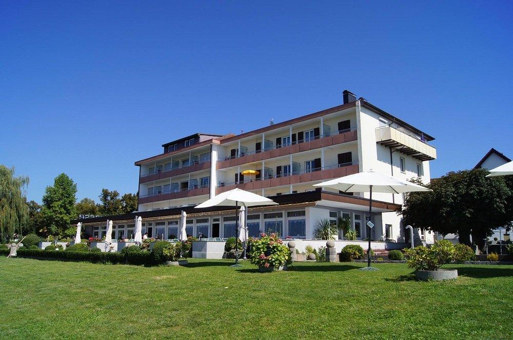 hotelfoto vanaf bodensee