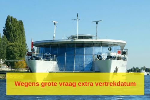 Extra vertrekdatum Donau - Primadonna