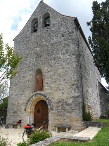 St.Martin kerk, Mayrac