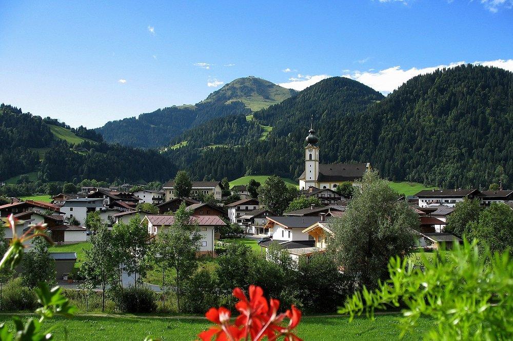 Fietsen door het Brixental - Tirol