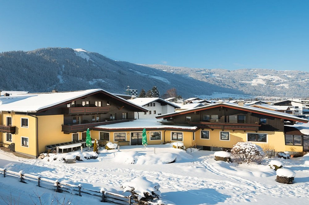 Winterfoto Hotel Quehenberger Maishofen