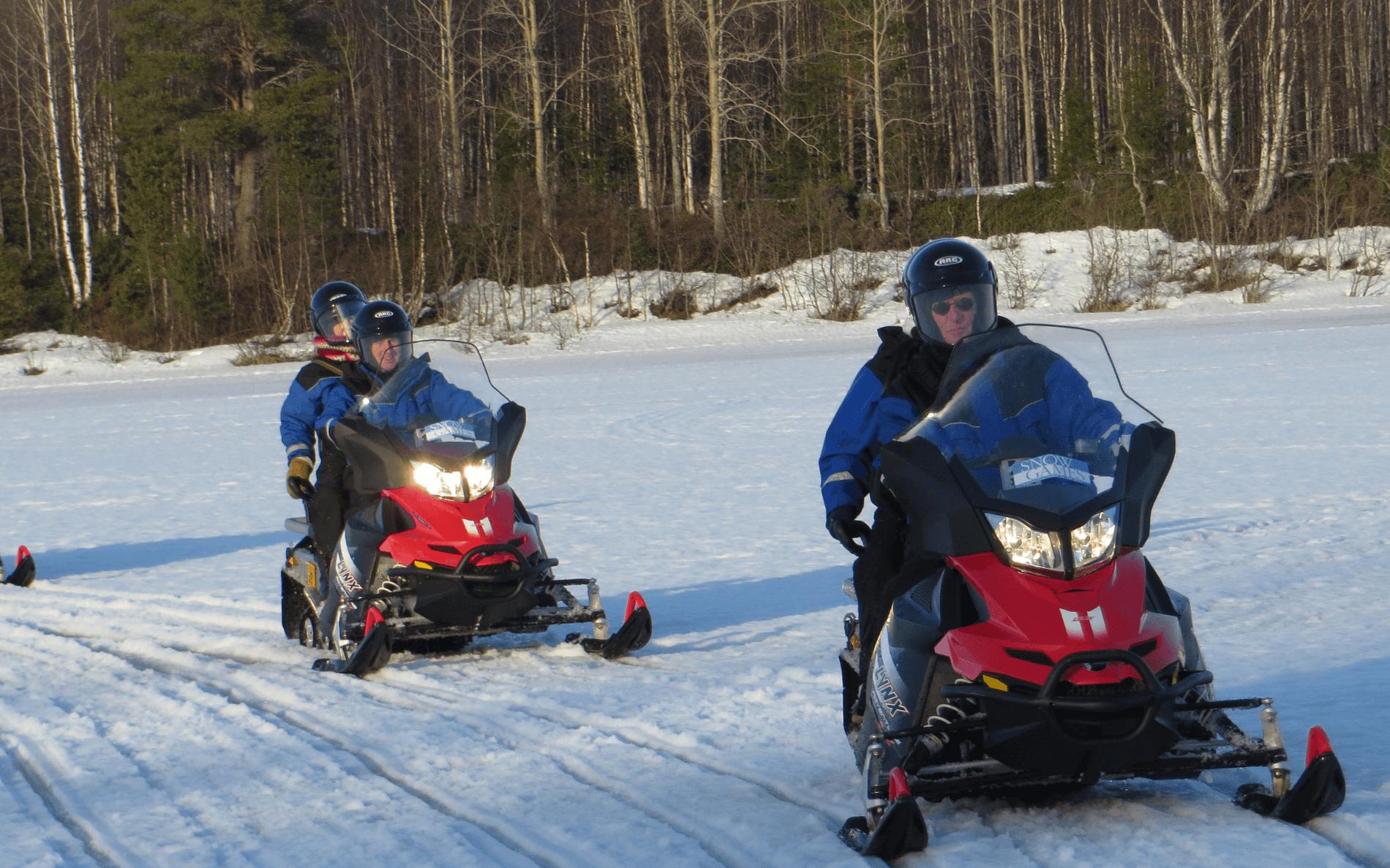 Zweden Winteravontuur