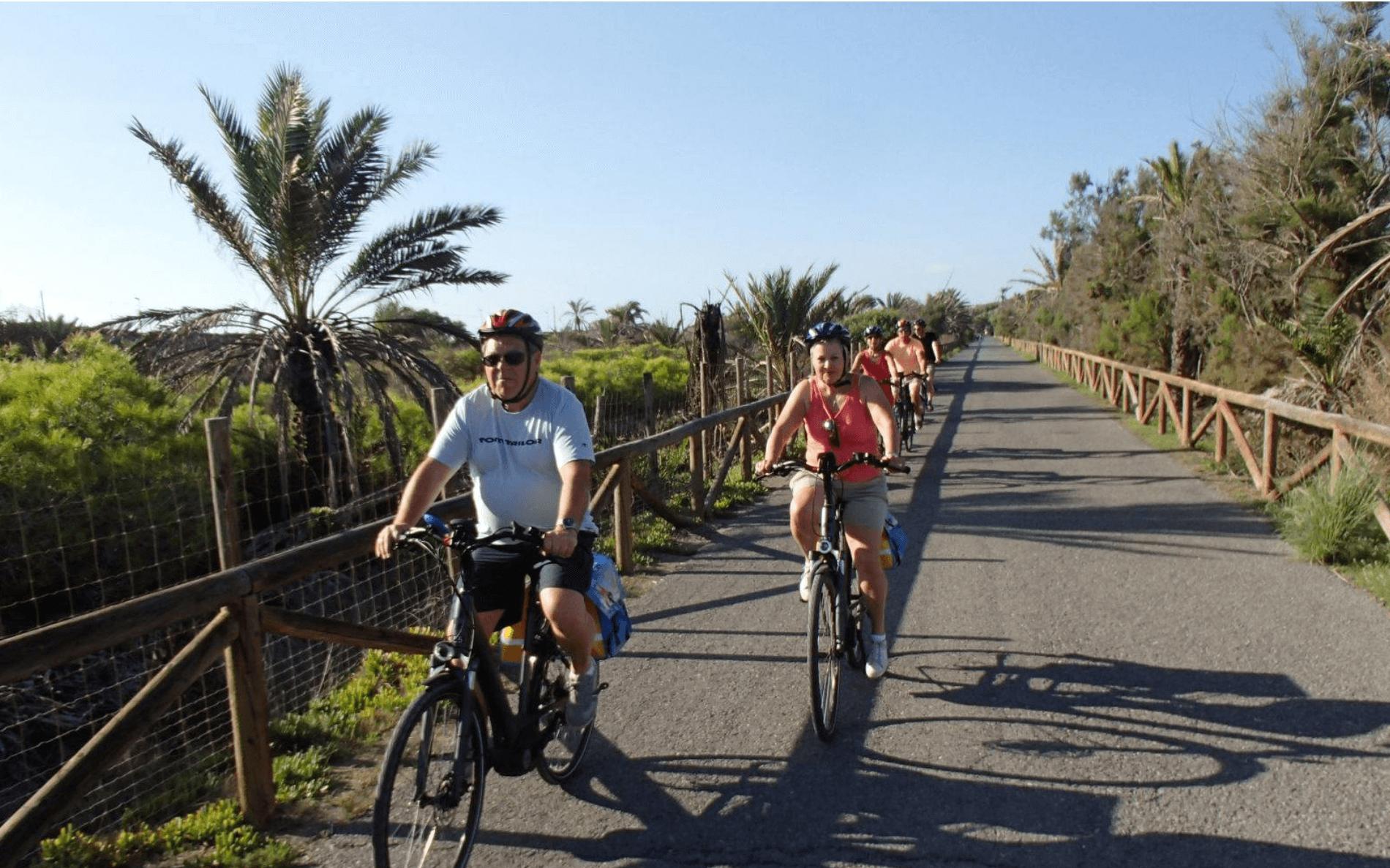 Fietsvakantie aan de Costa Blanca - Hotel Guardamar | Fitál Vakanties