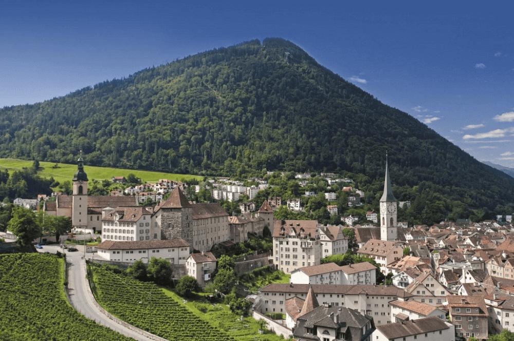 Onbegrensd Fietsen naar Rome - Chur|Fitál Vakanties