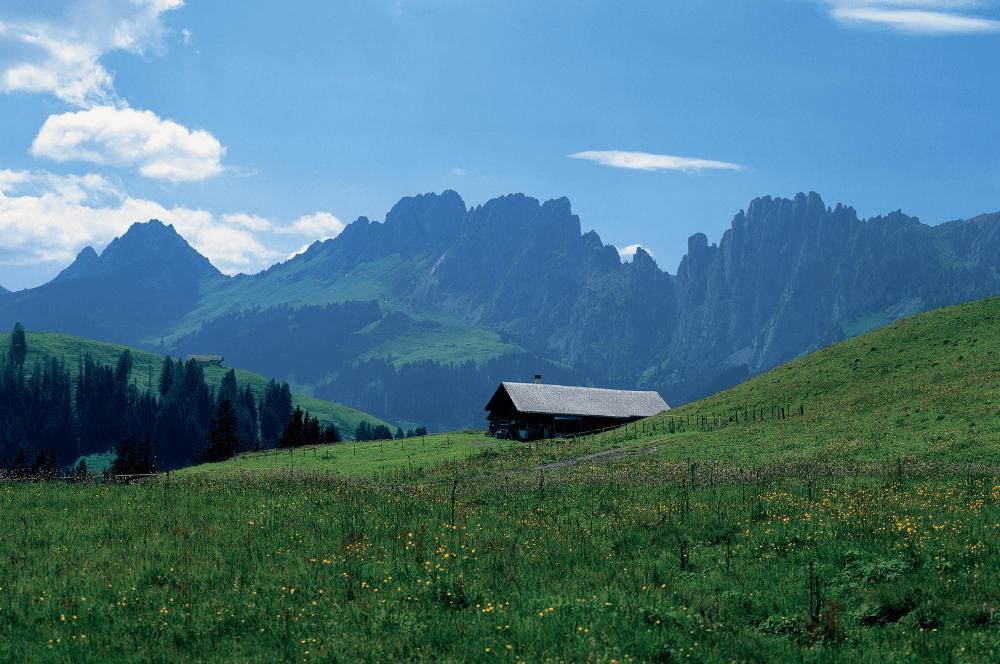 Onbegrensd Fietsen naar Rome - Alpenlandschap|Fitál Vakanties