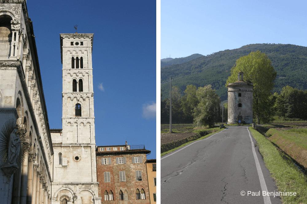 Onbegrensd Fietsen naar Rome - Lucca|Fitál Vakanties