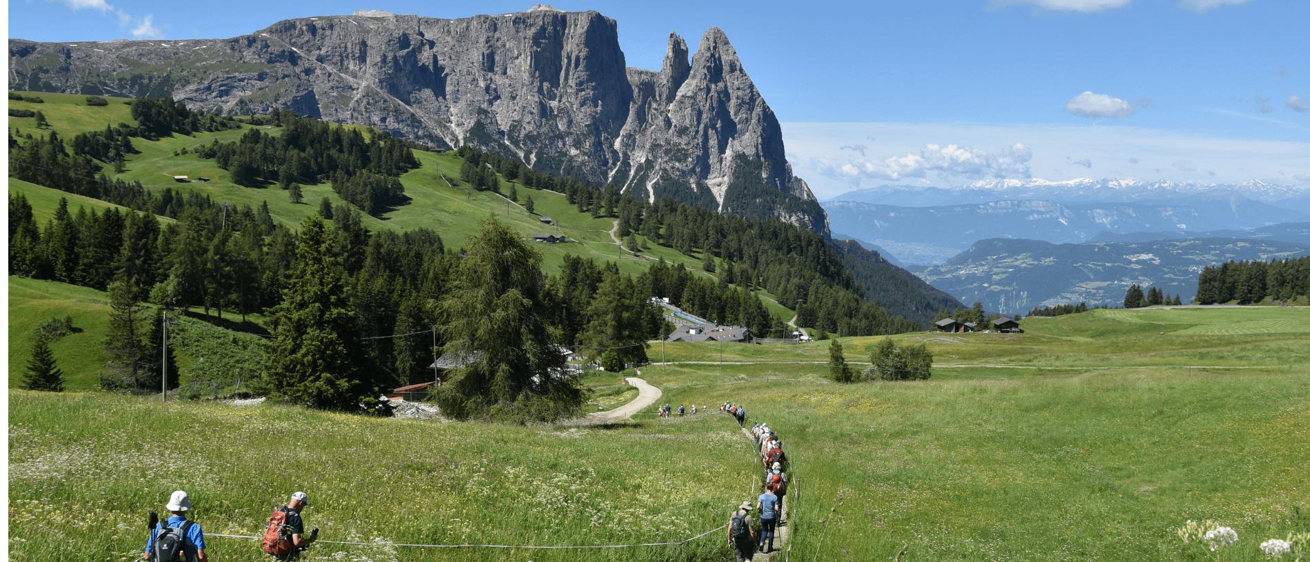 Wandelvakanties inclusief begeleiding over de mooiste wandelroutes