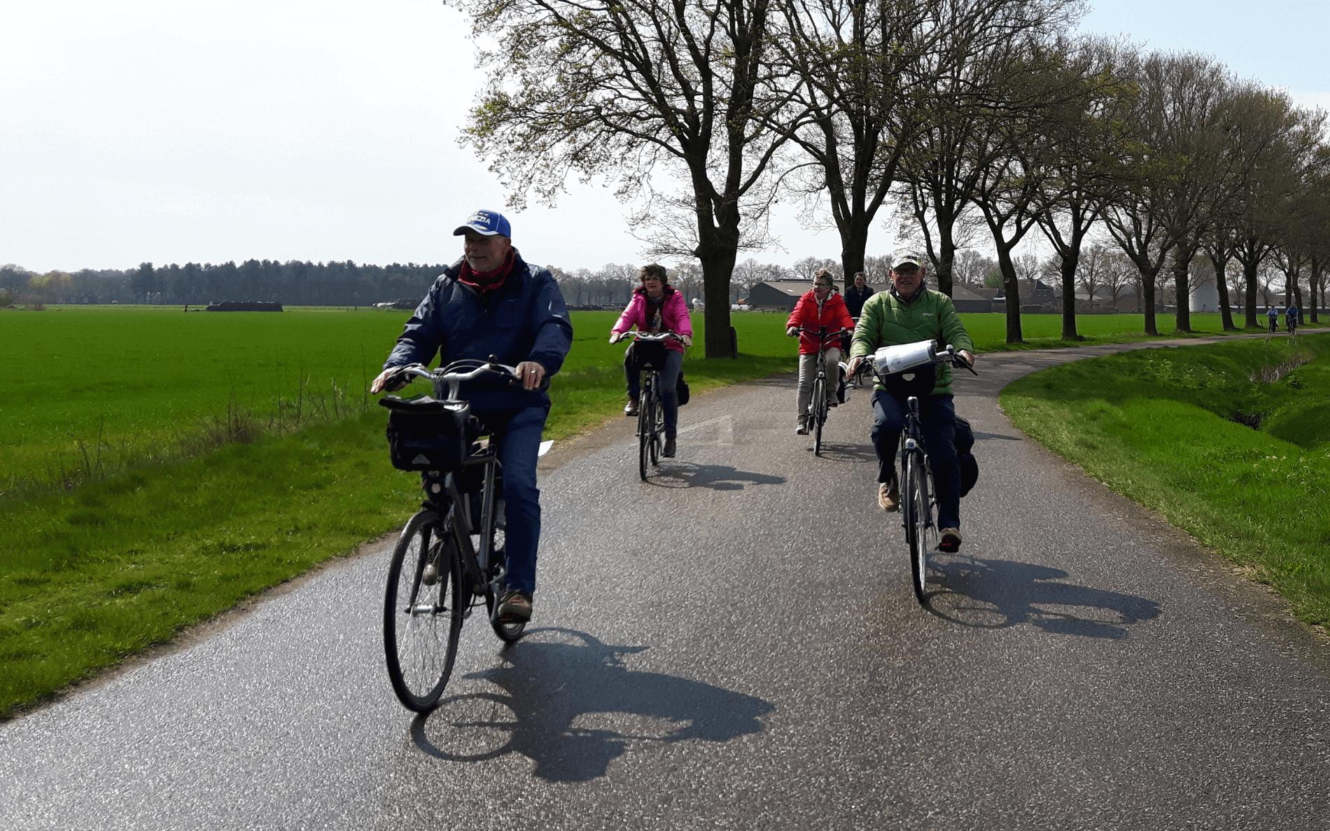Welkom bij de Fitál Vakanties opening van het fiets- en wandelseizoen