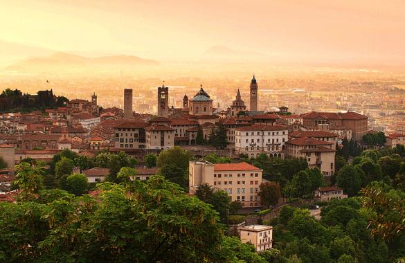 Onbegrensd Fietsen naar Rome - Bergamo|Fitál Vakanties