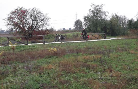 Onbegrensd Fietsen naar Rome - Parc Regional di Serio|Fitál Vakanties