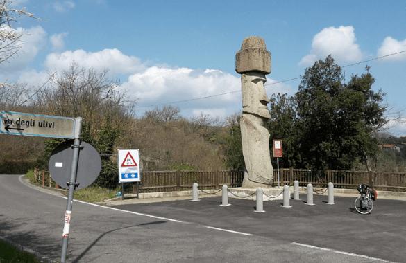 Onbegrensd Fietsen naar Rome - Bomarzo|Fitál Vakanties