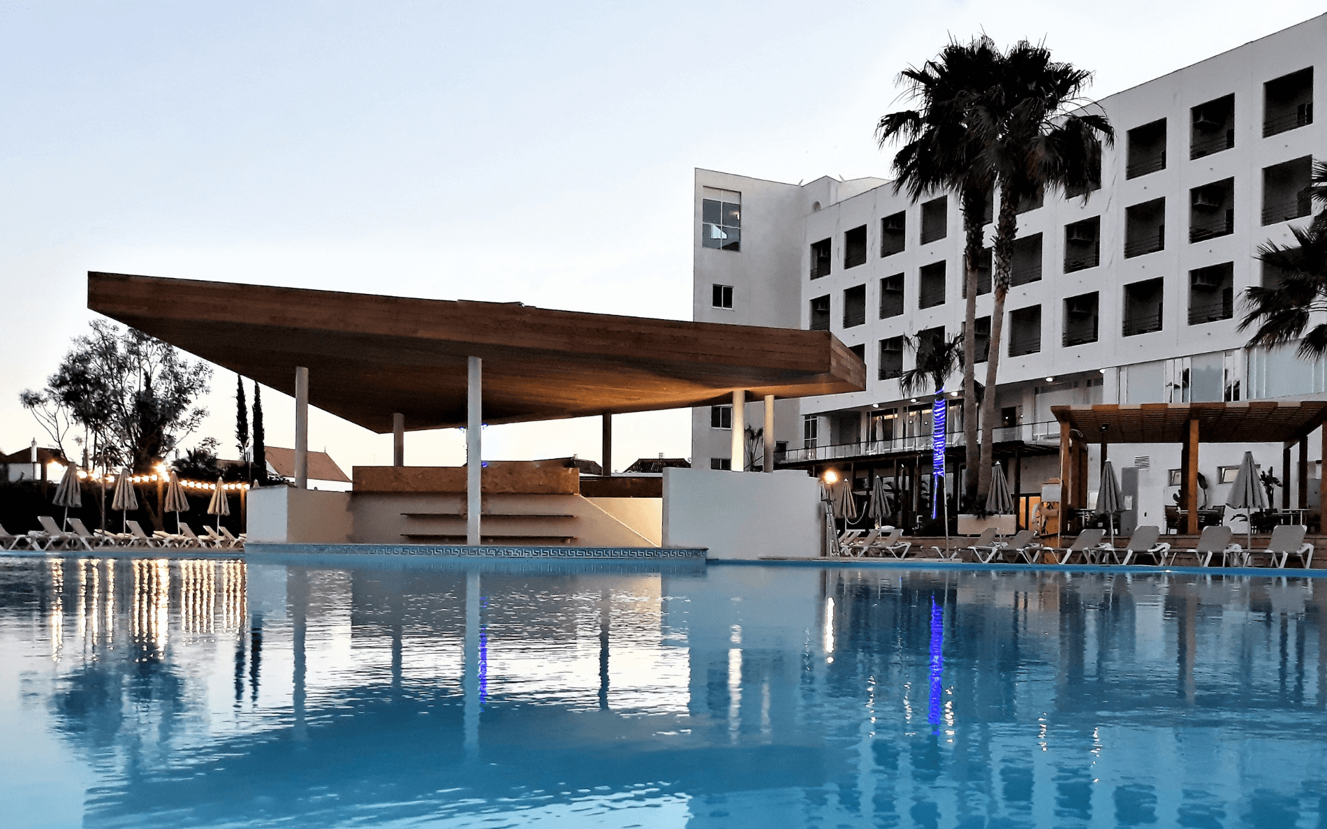 Hotel Maria Nova Lounge Hotel in Tavira te boeken bij Fitál Vakanties