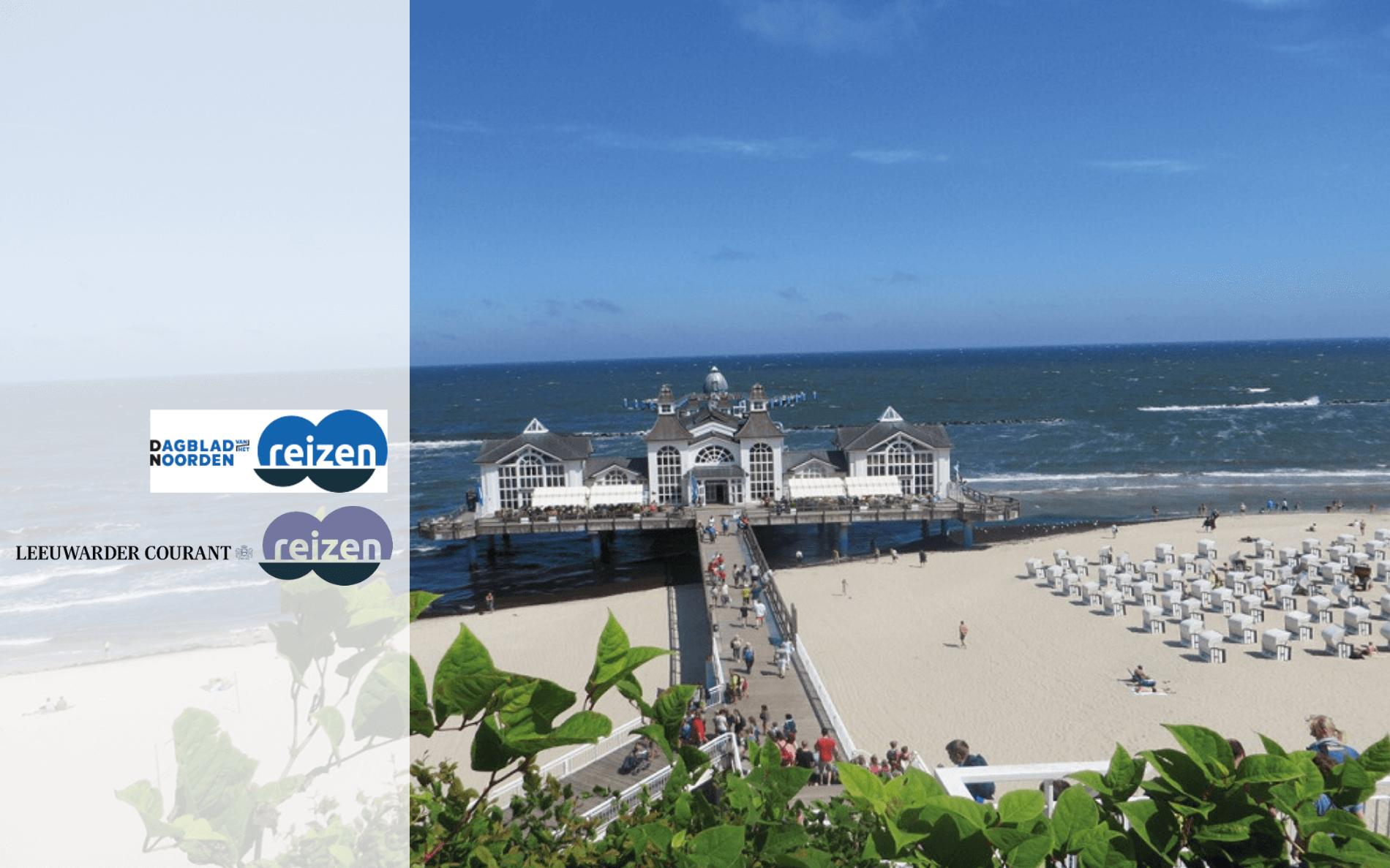 Lezersreis i.s.m. Leeuwarder Courant en Dagblad van het Noorden naar Oostzeekust