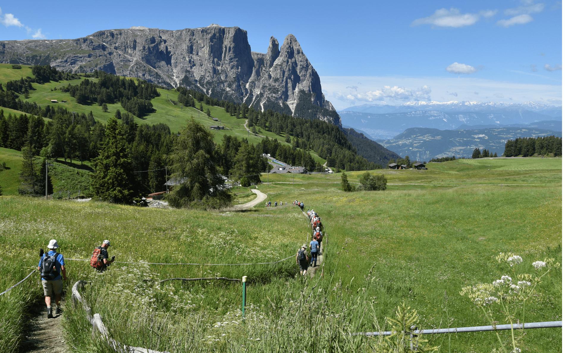 Wandelen over de mooiste wandelpaden in Europa |Fitál Vakanties