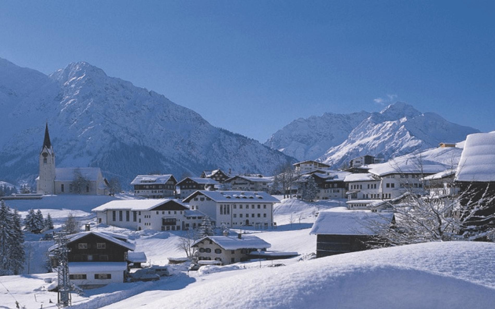 Wintervakantie Stanzach in het Lechdal - Tirol, Fitál Wintervakanties altijd met begeleiding.