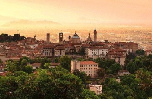 Fietsen naar Rome: fietskampeervakantie naar de St. Pietersbasiliek