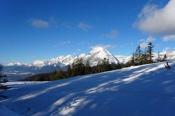 Wintervakantie Arzl