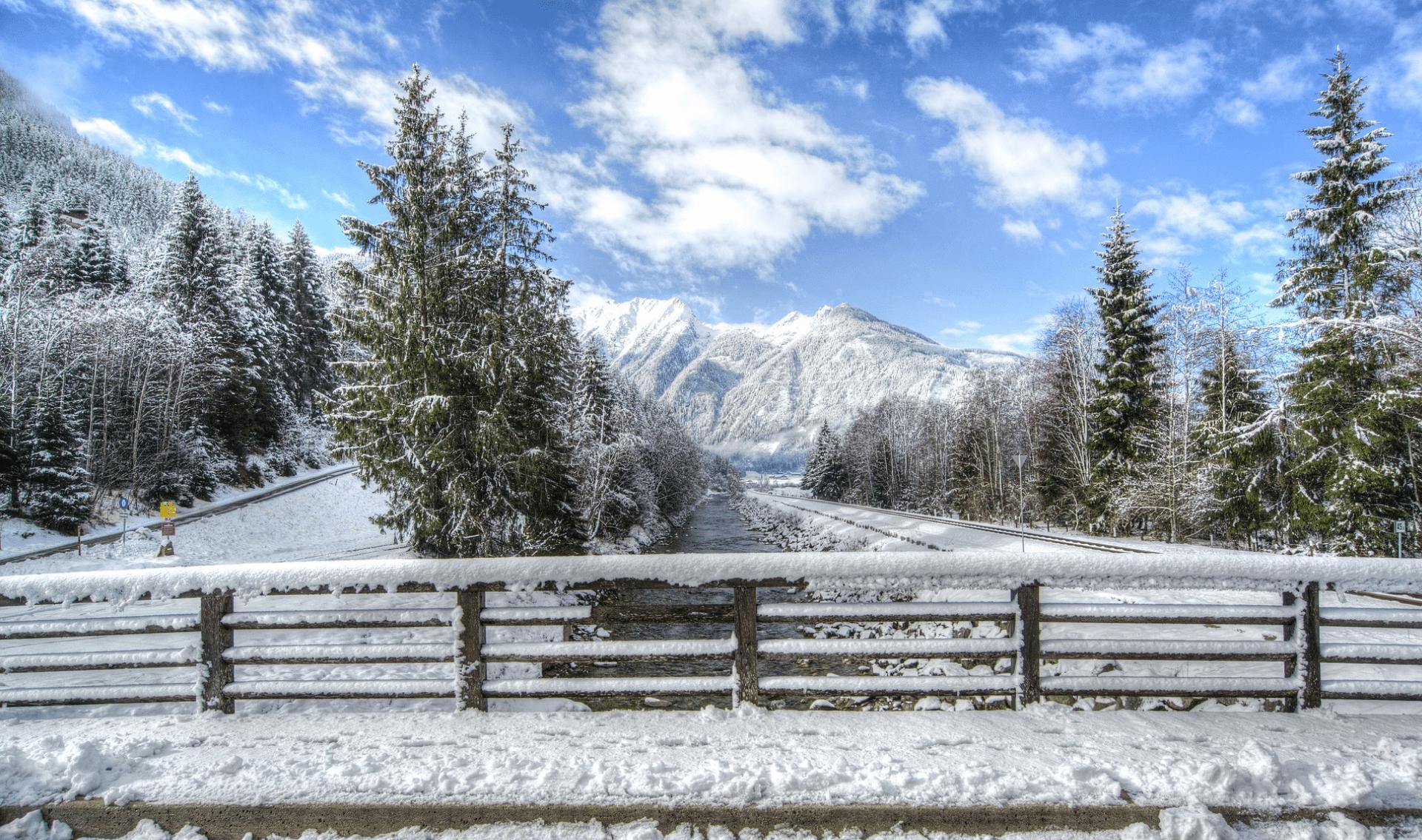 Wintervakantie Neukirchen