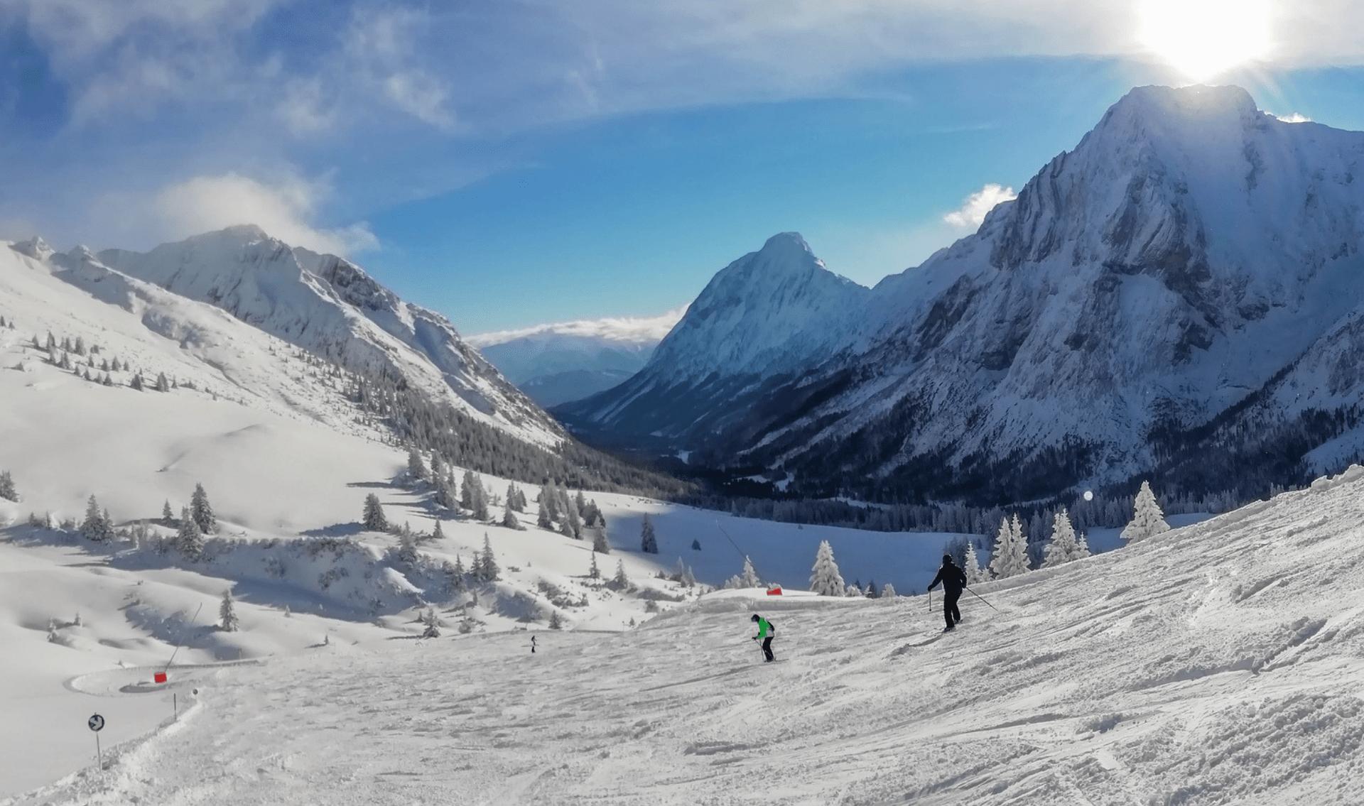Wintervakantie Elbigenalp